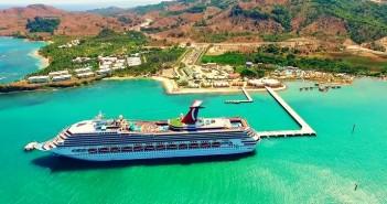 Amber Cove cruise port