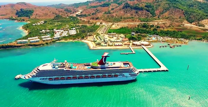 Amber Cove Cruise Port Reopened By Carnival Corp On North
