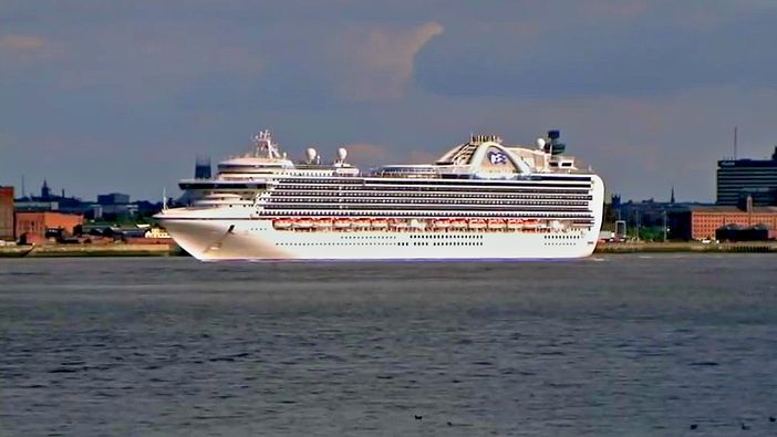 Prices For Crown Princess Cruises