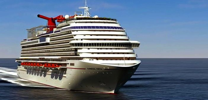 Carnival Cruise Line's new ship