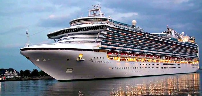 Prices for Emerald Princess cruises