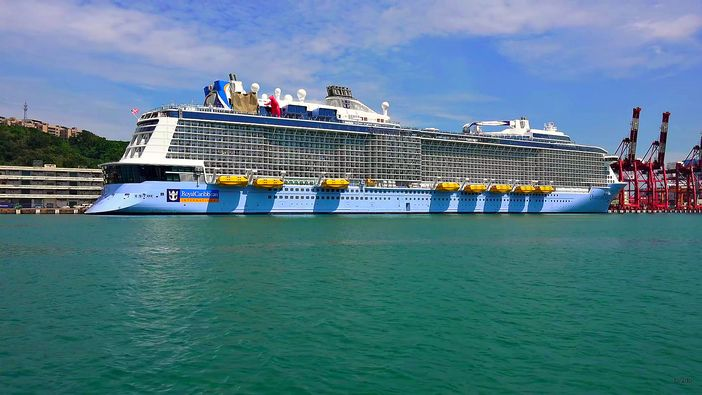 Royal Caribbean Ovation Of The Seas Cruise Vacations Cruise Panorama