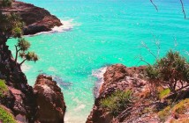 Places to Go Near Brisbane: Stradbroke Island