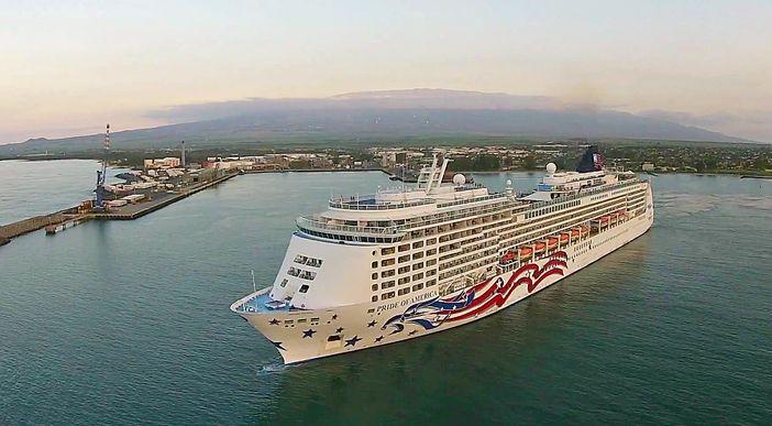 Prices For Pride Of America Cruises Cruise Panorama