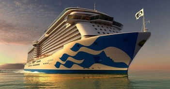 Majestic Princess with new logo
