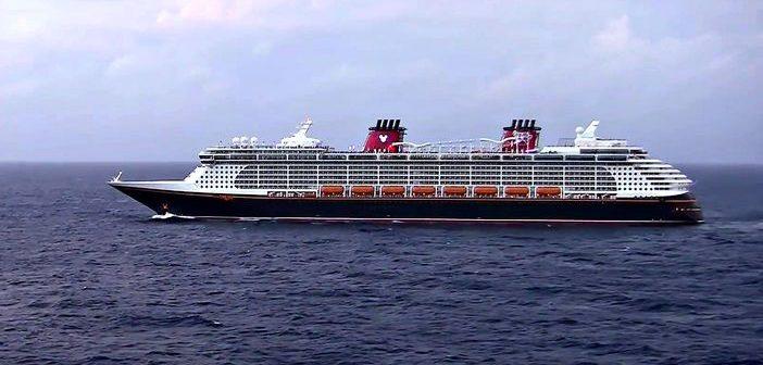 Portside of Disney Dream