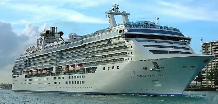 Prices for Coral Princess Cruises