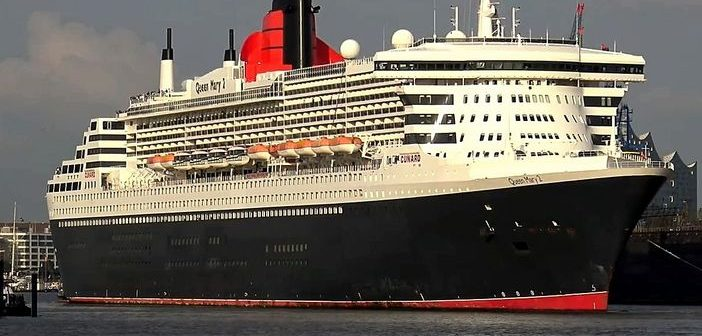 Queen Mary 2 refurbishment