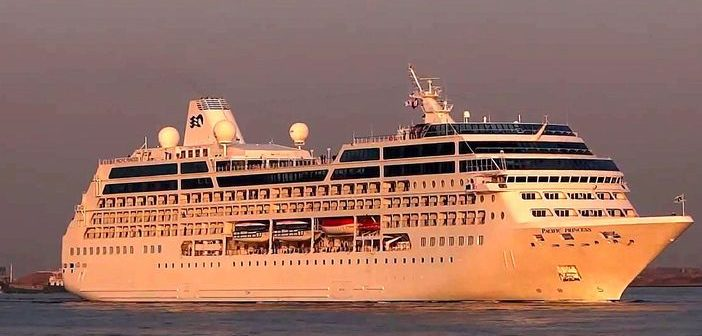 Prices for Pacific Princess cruises