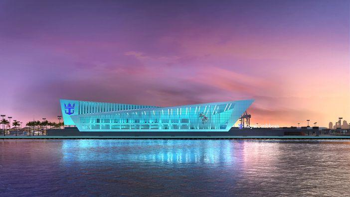 RCL new terminal, PortMiami