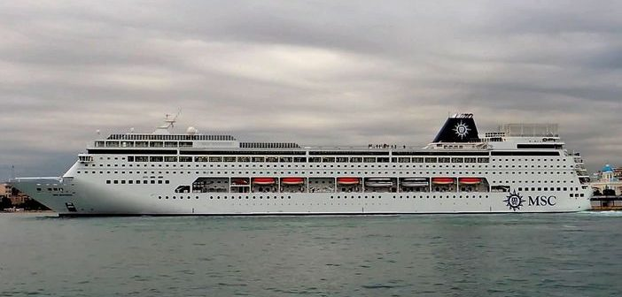 Prices for MSC Sinfonia cruises