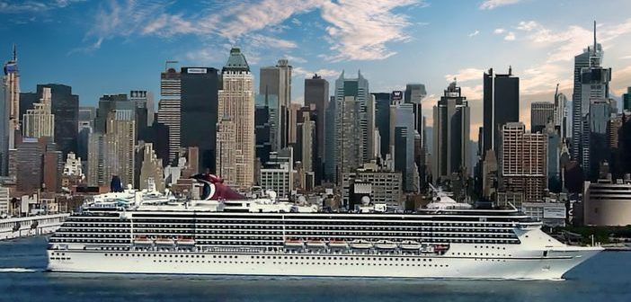 Carnival Miracle Will Depart From Long Beach On 14 Day Cruise To Alaska In 2017 Cruise Panorama