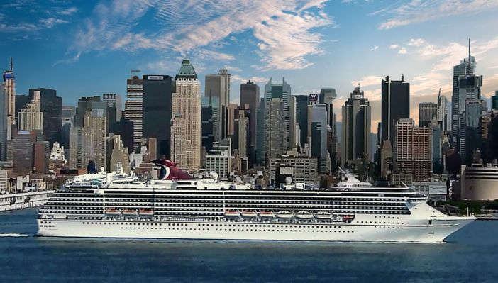 Carnival Miracle Will Depart From Long Beach On 14 Day Cruise To Alaska