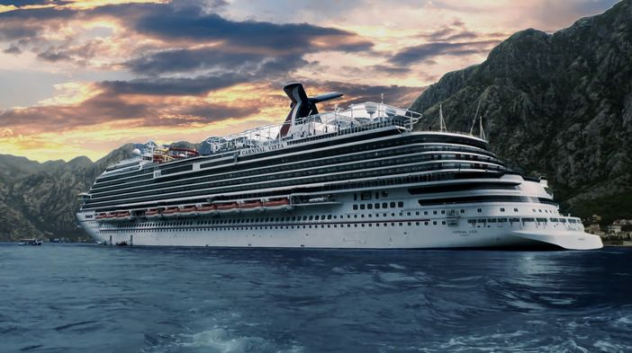 Carnival Vista Receives Lloyd S Register S Eco Notation