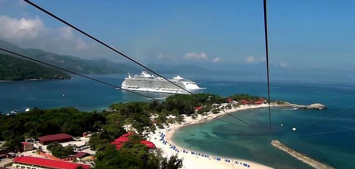 Cruises that include Labadee