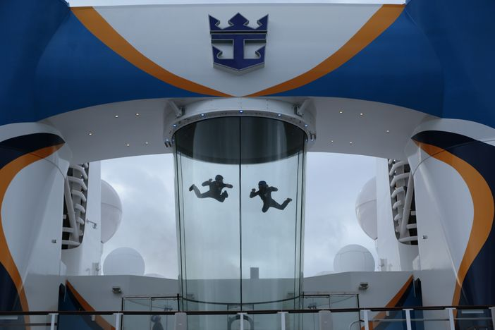 RipCord by iFly® on Anthem of the seas