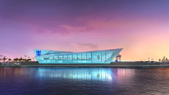 PortMiami Terminal A