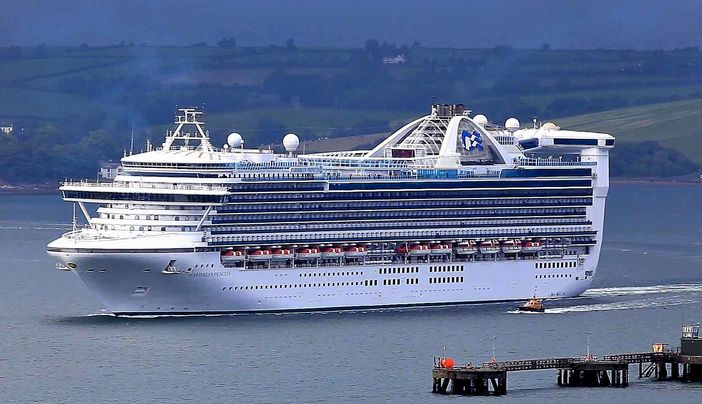 Princess Cruises Announces Major MultiMillion Dollar Caribbean - April cruises