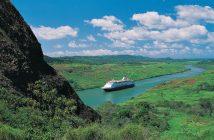 Panama Canal - Holland America Line