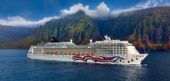 Norwegian Cruise Line's Newly Refurbished Pride of America Showcases 7-Day Hawaii Cruise Vacations Year-round