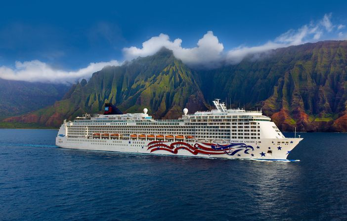 Norwegian Cruise Line S Newly Refurbished Pride Of America Showcases 7 Day Hawaii Cruise