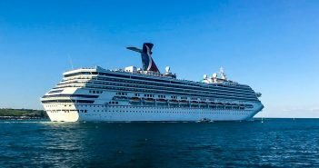Carnival Victory refurbishment