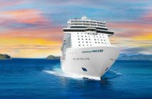 NCL new vessel: Norwegian Encore