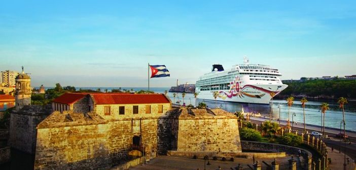Norwegian Sun Cruises From Port Miami To Cuba And The