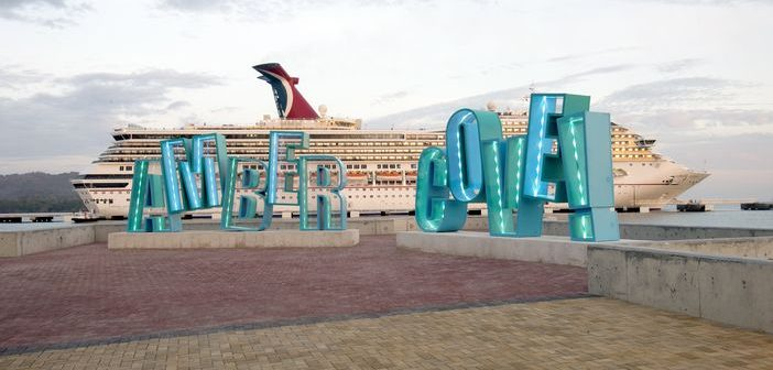 Carnival Victory at Amber Cove