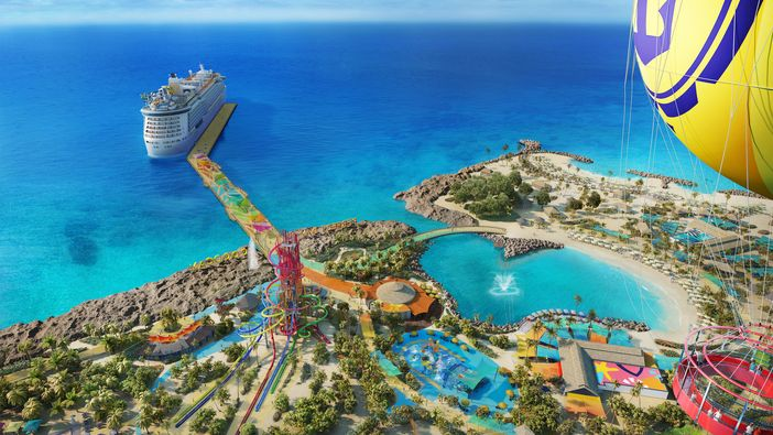 Perfect Day At Cococay Royal Caribbean Modernizes Its Bahamian Private Island Cruise Panorama