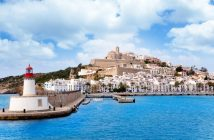 Cruise to Ibiza: View of Eivissa