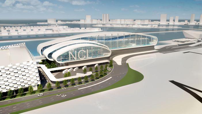 New NCL terminal in PortMiami