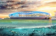 New Norwegian Cruise Line terminal in PortMiami