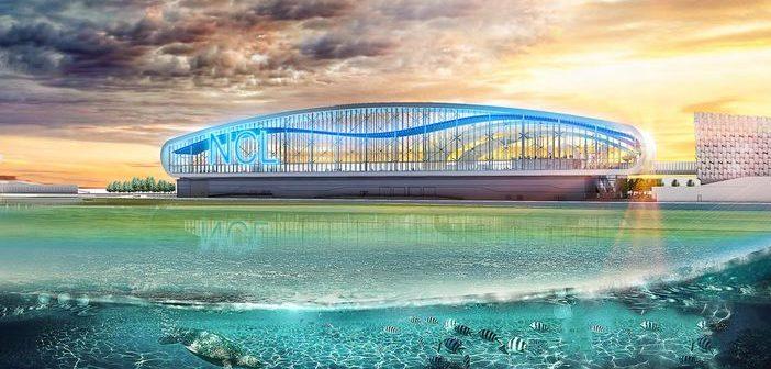New Norwegian Cruise Line terminal in PortMiami