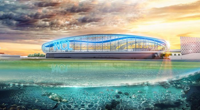 Cruises Departing From Galveston >> Norwegian Cruise Line Terminal in PortMiami Will Be State-of-the-art