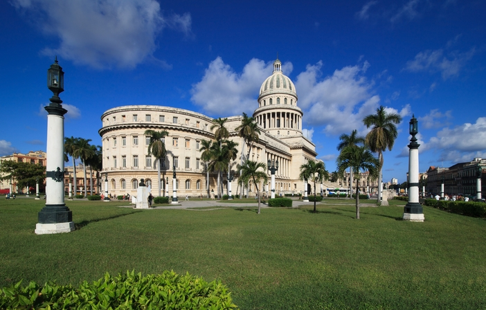 Cuba sights to see: Capitolio