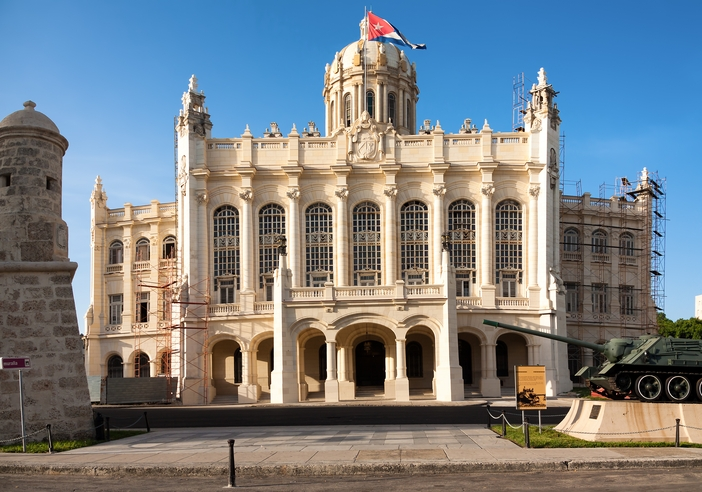 Cuba sights to see: Museum of the Revolution