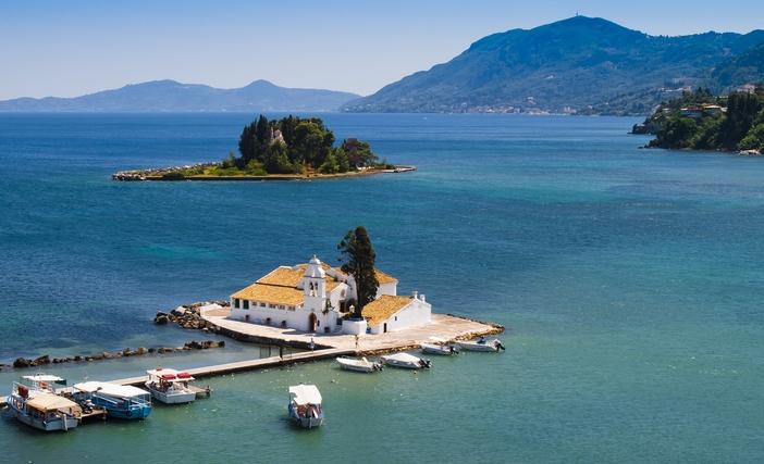 Stunning Corfu