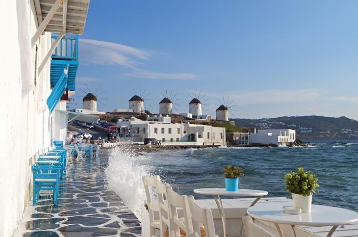 Mykonos, a real Mediterranean gem