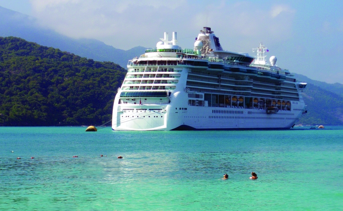 Jewel of the Sea at Labadee, Haiti