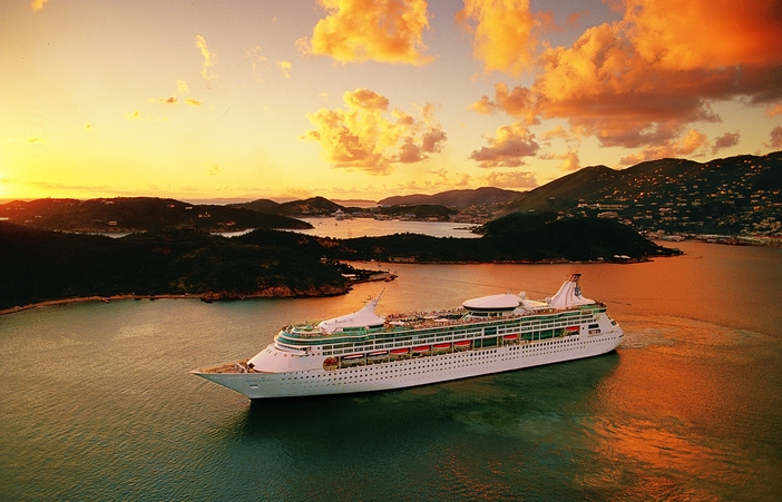 Rhapsody of the Seas in the Caribbean