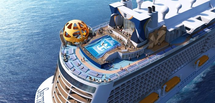 New Features Are Introduced On Royal Caribbean S Spectrum