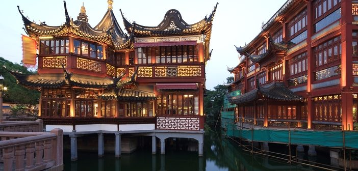 Yuyuan Garden District - prices for asia cruises