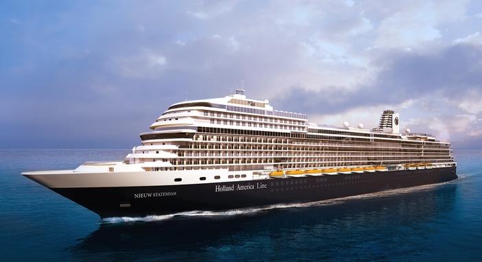 Nieuw Statendam Cruise Ship Sets A New Standard Of Luxury