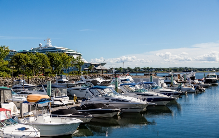 Canada & New England cruise ports:: Charlottetown
