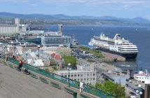 Canada & New England cruise ports: Quebec City