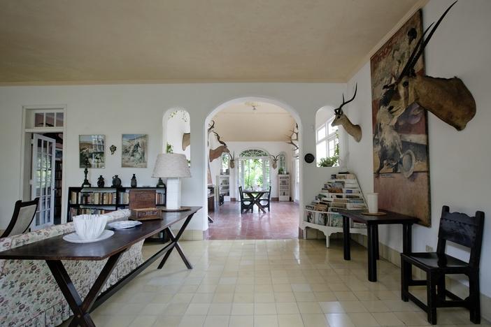 Finca Vigia, Ernest Hemingway's home