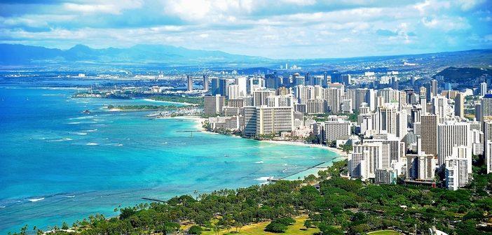 Cruise to Honolulu, Oahu