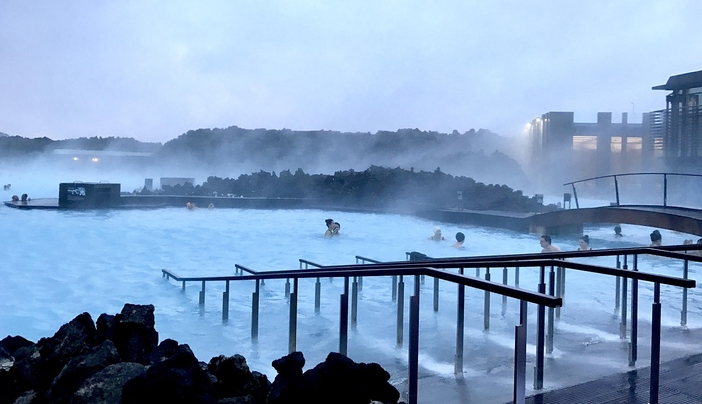 Things to do in Reykjavik: visit Blue Lagoon