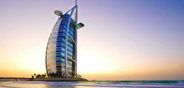 Cruise to Dubai